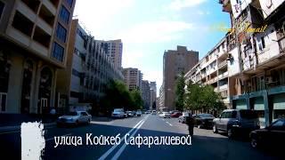 Баку новая дорога на ЖД Вокзал 28 мая