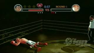 Punch-Out!! Nintendo Wii Guide-Walkthrough - Walkthrough: