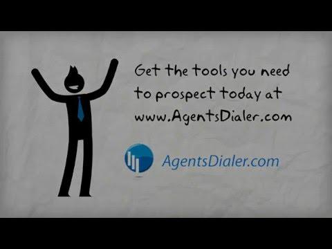 Predictive Dialer Agents Dialer Teach a man to prospect