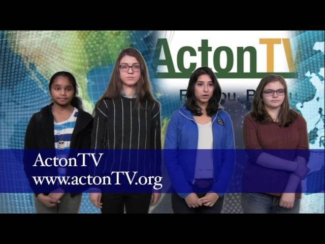 Youth News Team: January 2016