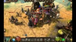 Drakensang Online Gnob, Reptain and 10k Draken - 1001XP