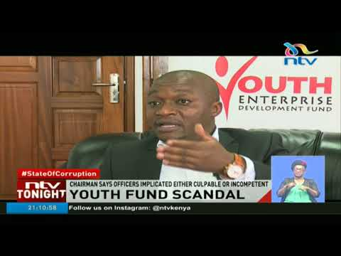 Politics, manual operations among key causes of graft at  Youth Enterprise & Development Fund