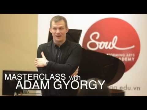 PIANO MASTER CLASS WITH ADAM GYORGY
