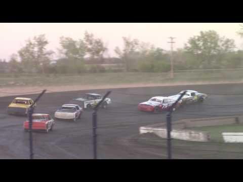 Jamestown Speedway Bomber A-Main (5/13/17)