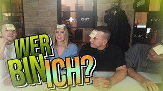 WER BIN ICH | Crewzember