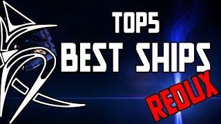 Top5  best ships REDUX [Elite Dangerous]