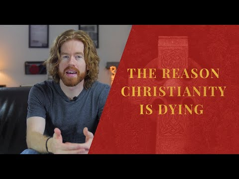 The Reason Christianity is Dying in the West