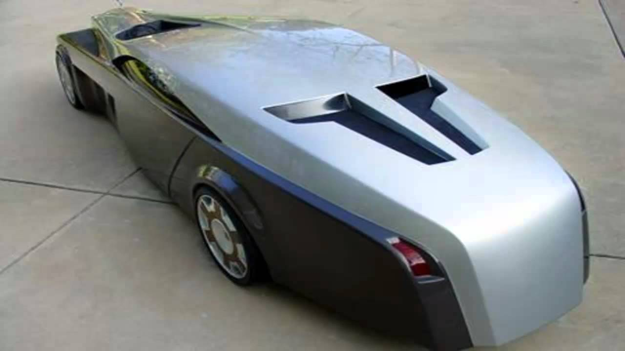Prototip Na Super Yak Rolls Royce Apparition Youtube