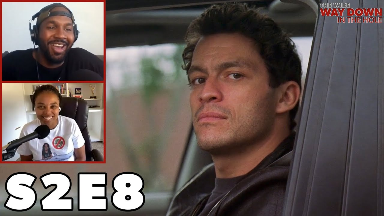 Download Jimmy McNulty Returns to the Detail: The Wire, Season 2, Episode 8 With Van Lathan & Jemele Hill