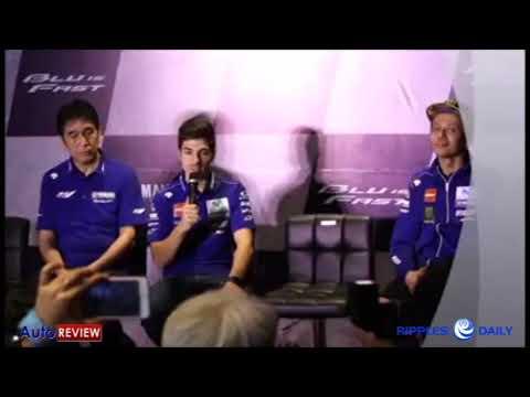 Valentino Rossi & Maverick Vinales Interview