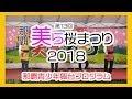 那覇青少年舞台プログラム2018 No1  ( 那覇 美ら桜祭り)那覇市漫湖公園中央噴水広場 Okinawa