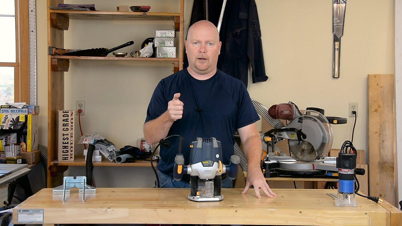 Harbor freight router review youtube harbor freight router review greentooth Choice Image