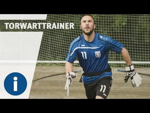 Video: Torwart-Trainer