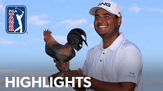 Highlights | Round 4 | Sanderson Farms 2019