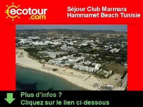 Club Marmara Hammamet Beach - Séjour - Tunisie