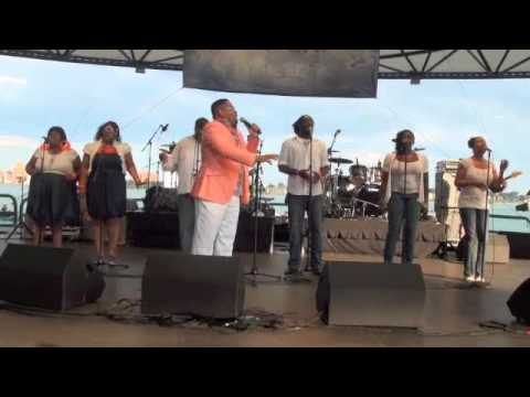 Byron Cage Live At Praise In The Park