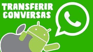 Como transferir conversas do Whatsapp de Android para iPhone   Pixel Tutoriais