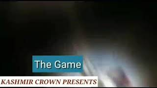 KASHMIR CROWN PRESENTS PROGRAMME THE GAME SPECIAL INTERVIEW WITH EX RANJHI CRICKET PLAYER ABID SALAM
