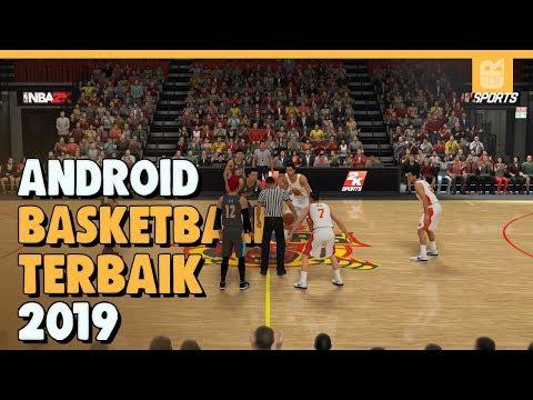 5 Game Android Basketball Terbaik 2019