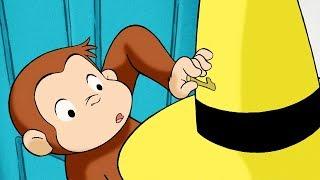 George O Curioso 🐵 O Chapeu Amarelo Limpo e Perfeito 🐵 Episódio Completo 🐵 Desenhos Animados
