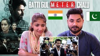 Pakistani Reacts To | Batti Gul Meter Chalu Official Trailer | Shahid Kapoor, Shraddha Kapoor