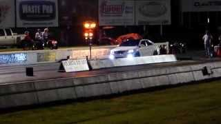 Toyota Camry 1/4 Mile