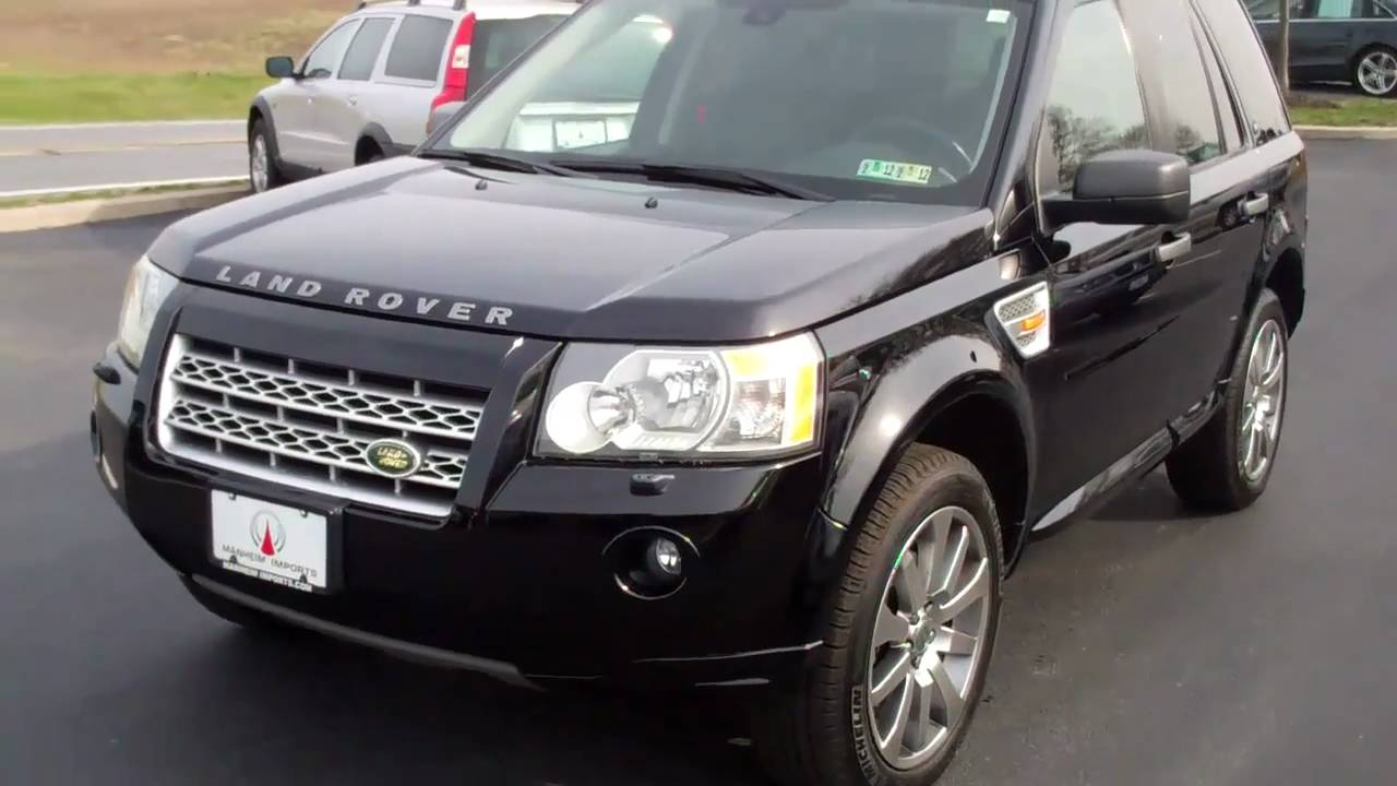 2008 Land Rover LR2 HSE @ Manheim Imports - YouTube