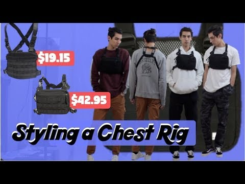 CHEAP ALYX Chest Rig alternative! (Giveaway)