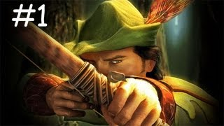 Let's Play Robin Hood: Legenda Sherwood #1 [Misja 1 - Lincoln]