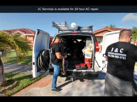 J & C Air Conditioning | Miami, FL | HVAC