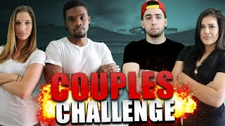MADDEN 15 COUPLES CHALLENGE