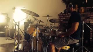 Fort Minor, Remember the Name drum cover-Mate Bangs