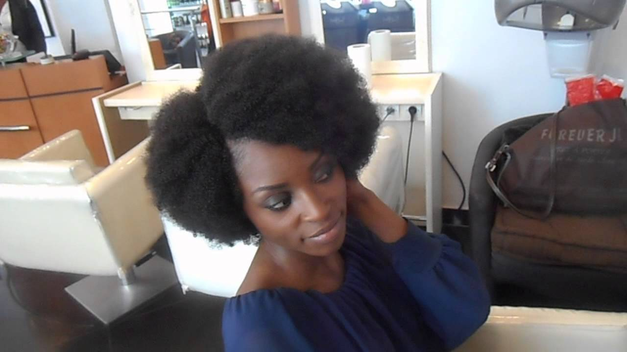 Coiffure Protectrice Crochet Braid Boxbraid Tresses Coiffure Afro Youtube