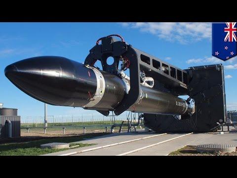 Selandia Baru membuat roket yang pendorongnya dibuat dengan 3D Printer - Tomonews