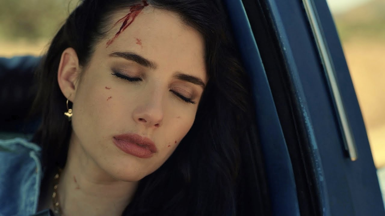 Emma Roberts   AHS Apocalypse Death Scene [1080p] - YouTube