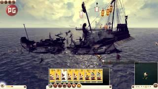 Total War: Rome 2. Когда легионы вернулись. Видеообзор
