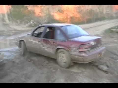 #989 chev truck saturn crash and gland pee car jumps [Davidsfarm]