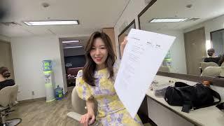 [KBS가요무대]#한가빈 ~ 녹화현장 스케치~~~