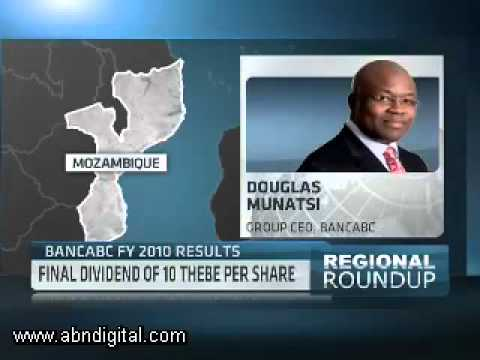 BancABC FY Results with Group CEO Douglas Munatsi
