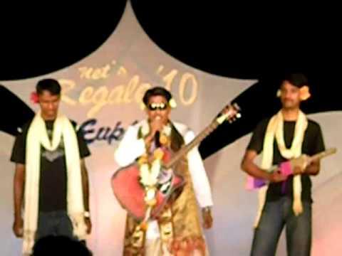 Navodaya medical college Regale 2010. Ramayana skit