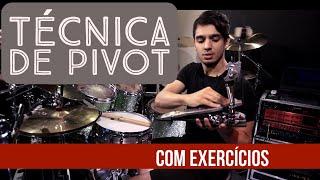 TÉCNICA DE PIVOT - AULA COMPLETA COM EXERCÍCIOS