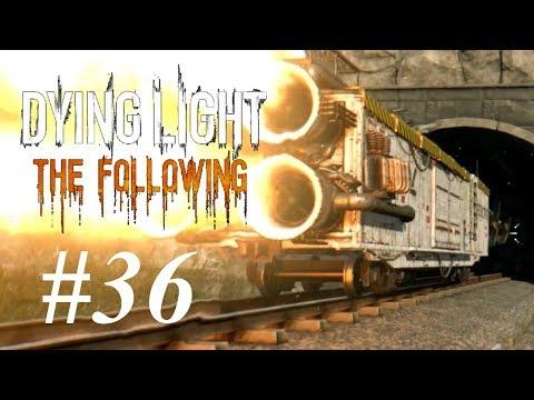 #36  DYING LIGHT THE FOLLOWING(ダイイングライト・ザ・フォロイング)悪夢攻略 面白設計図「Czesiu's Super Zombie Grenade」入手