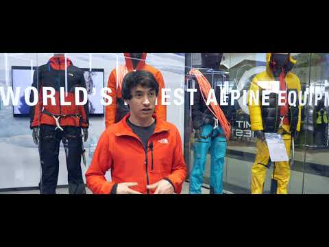 Video interview with David Lama: mountaineering means self control.