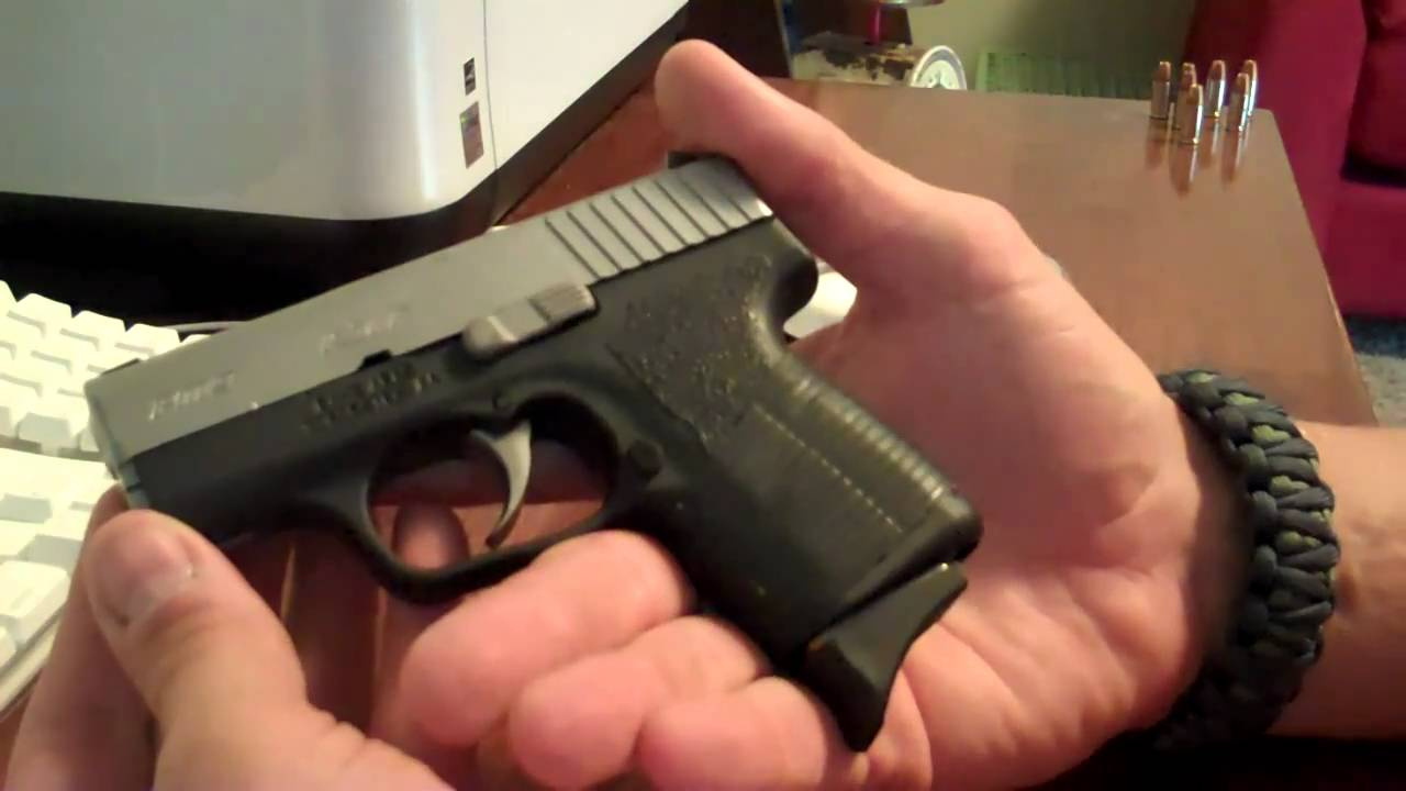 Kahr PM9 review