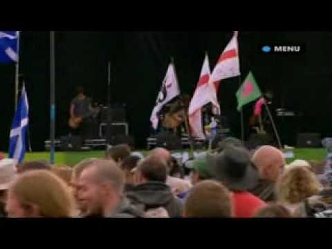 Paolo Nutini Performs These Streets Live Glastonbury 2007
