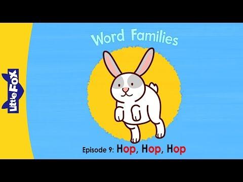 Word Family Op Phonics Song For Kids Jack Hartmann