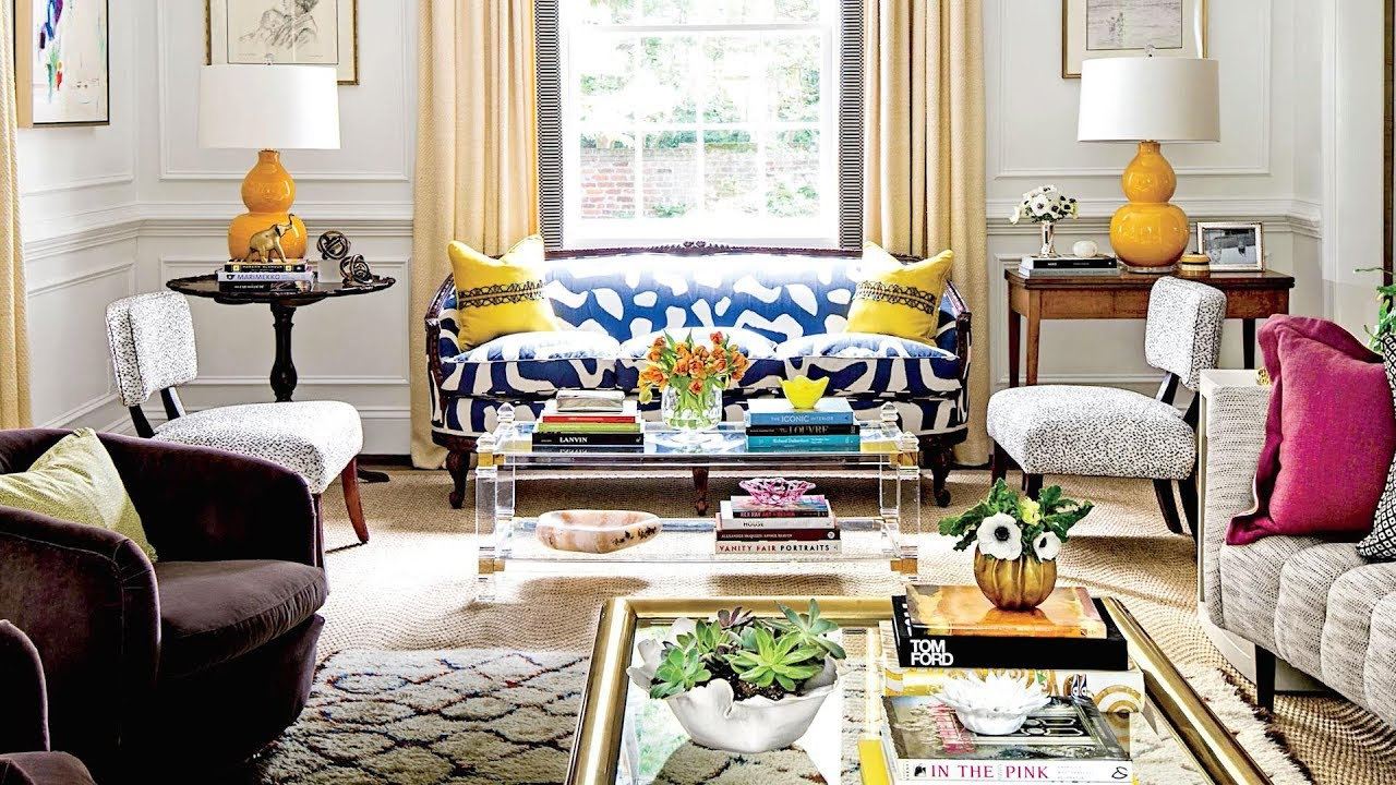 9 Small Space Ideas To Make Your Home Feel Bigger | Southern Living