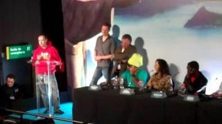 Presentación de Angry Birds Rio