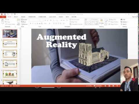 Sharing Session - Membuat Augmented Reality (How to Make Augmented Reality Apps)