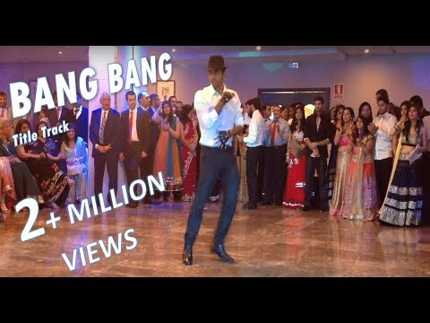 Bang Bang Solo Dance - Hrithik Tribute - Title Track - Sagar